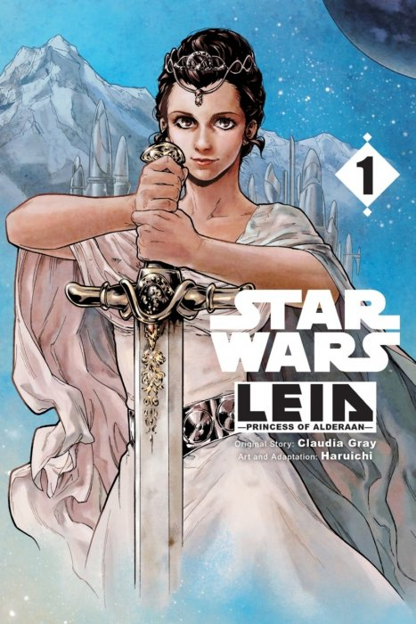 Star Wars Leia - Princess of Alderaan Vol.1
