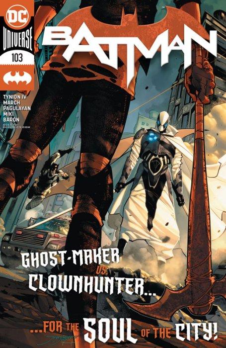 Batman Vol.3 #103