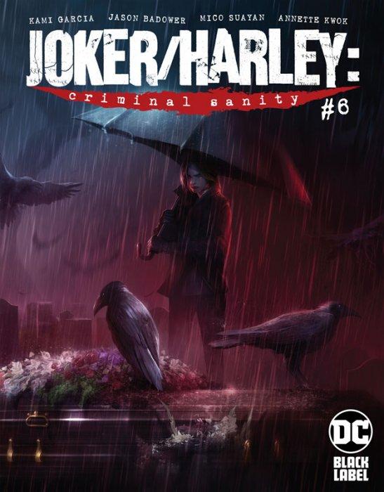 Joker - Harley - Criminal Sanity #6