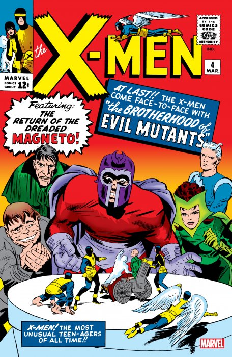 X-Men - Facsimile Edition #4