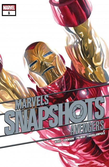 Avengers - Marvels Snapshot #1