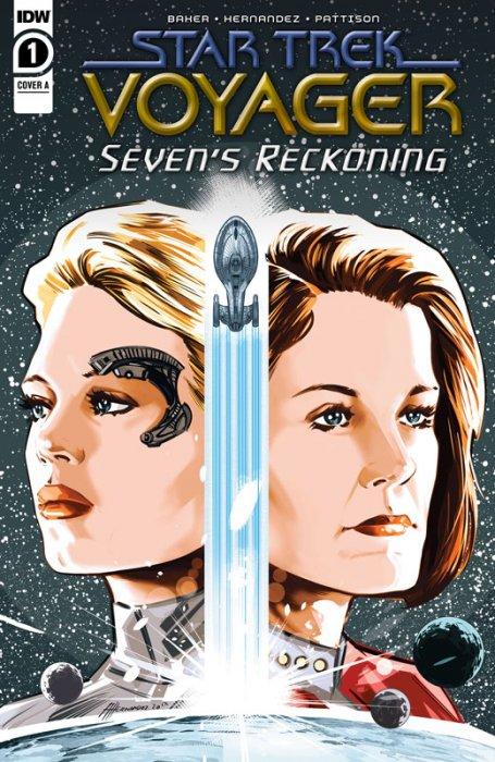 Star Trek - Voyager - Seven's Reckoning #1