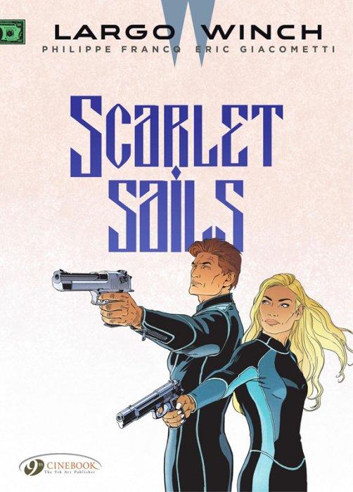Largo Winch #18 - Scarlet Sails