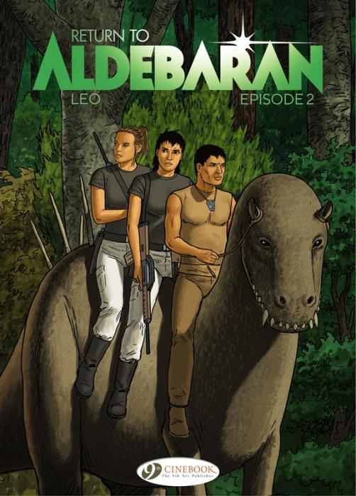 Return to Aldebaran #2