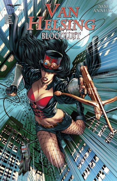 Van Helsing 2020 Annual - Bloodlust #1