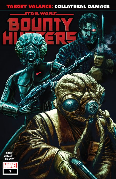 Star Wars - Bounty Hunters #7
