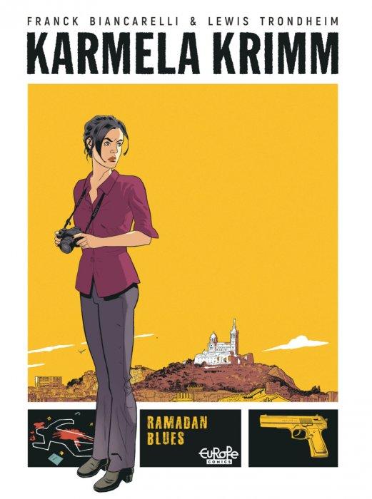 Karmela Krimm #1 - Ramadan Blues
