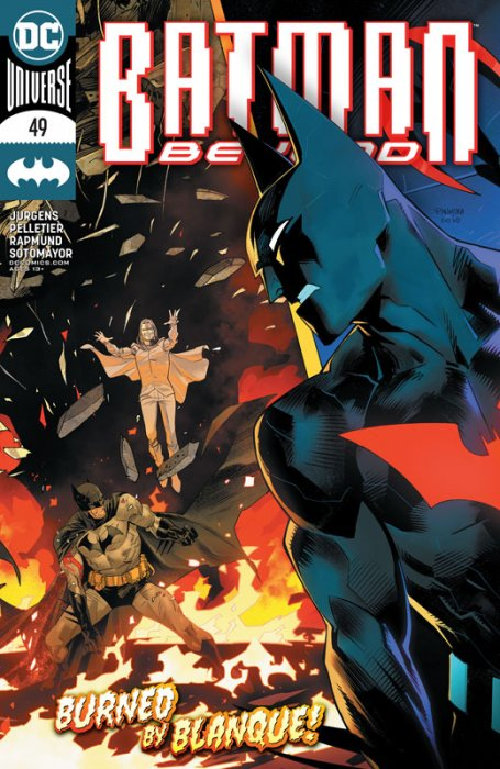 Batman Beyond #49