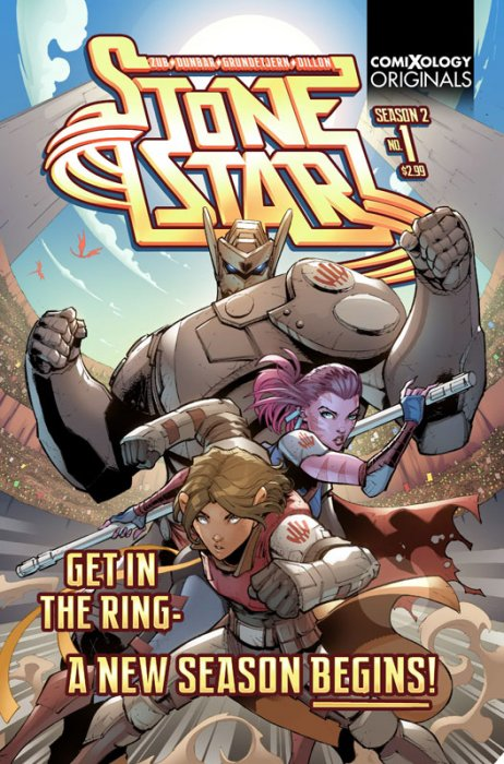 Stone Star Vol.2 #1