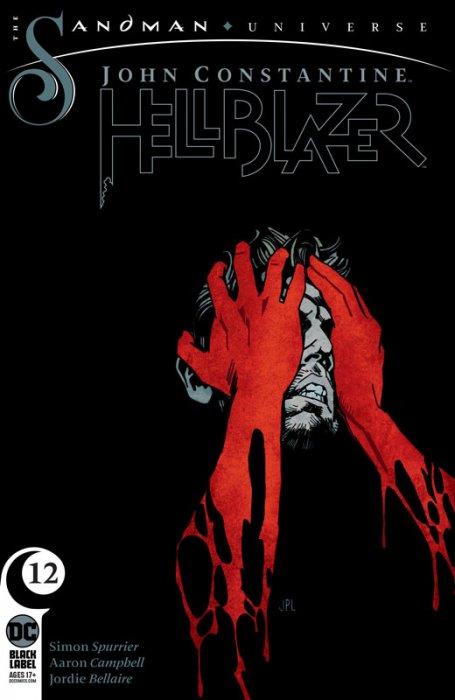 John Constantine - Hellblazer #12