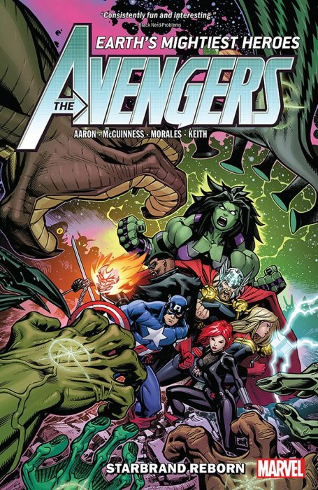 Avengers by Jason Aaron Vol.6 - Star Brand Reborn