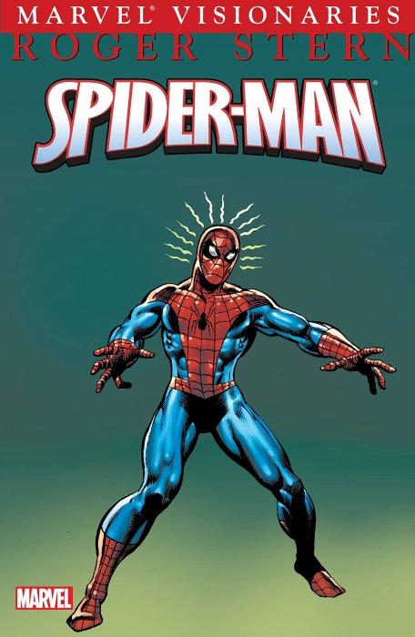 Spider-Man Visionaries - Roger Stern Vol.1