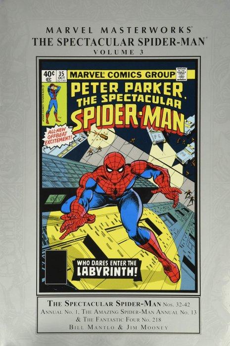 Marvel Masterworks - The Spectacular Spider-Man Vol.3
