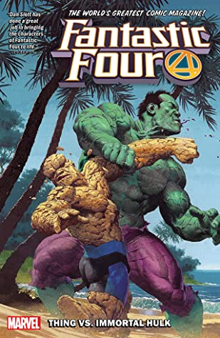 Fantastic Four Vol.4 - Thing vs. Immortal Hulk