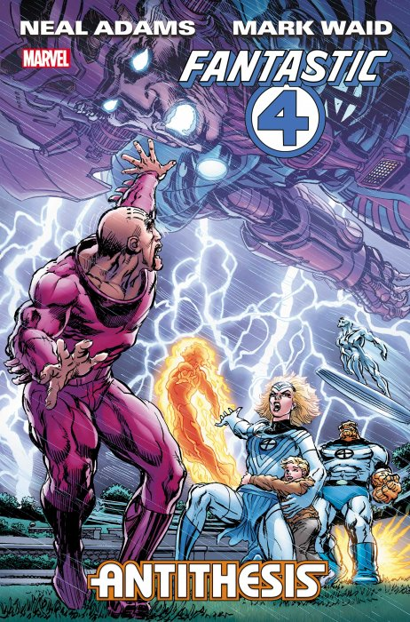 Fantastic Four - Antithesis #4