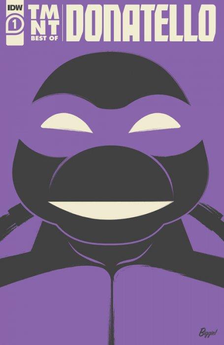 TMNT - Best of Donatello #1