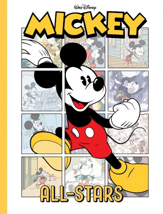 Mickey All-Stars #1