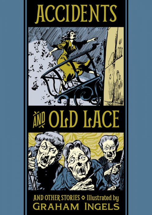 Accidents and Old Lace and Other Stories #1