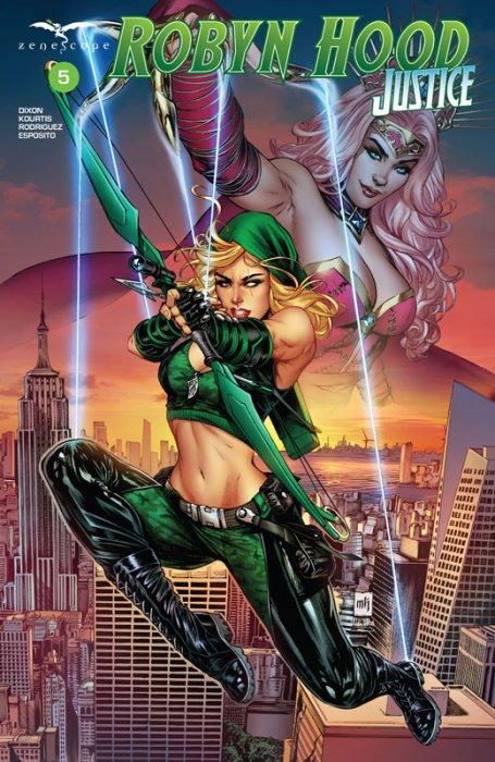 Robyn Hood - Justice #5