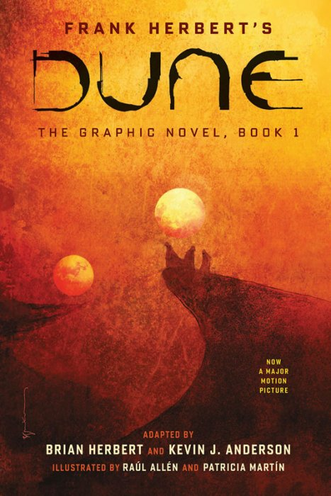 Dune - The Graphic Novel - Book 1