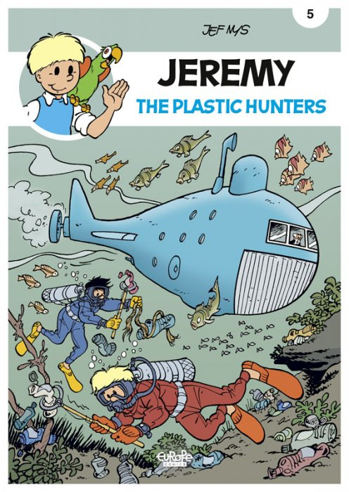 Jeremy #5 - The Plastic Hunters