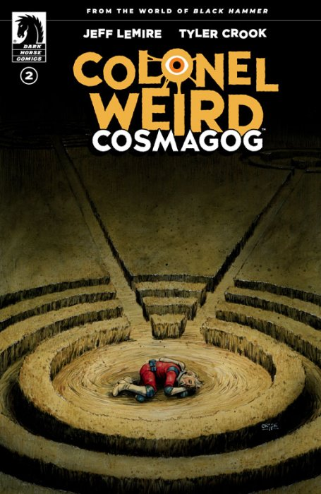 Colonel Weird - Cosmagog #2