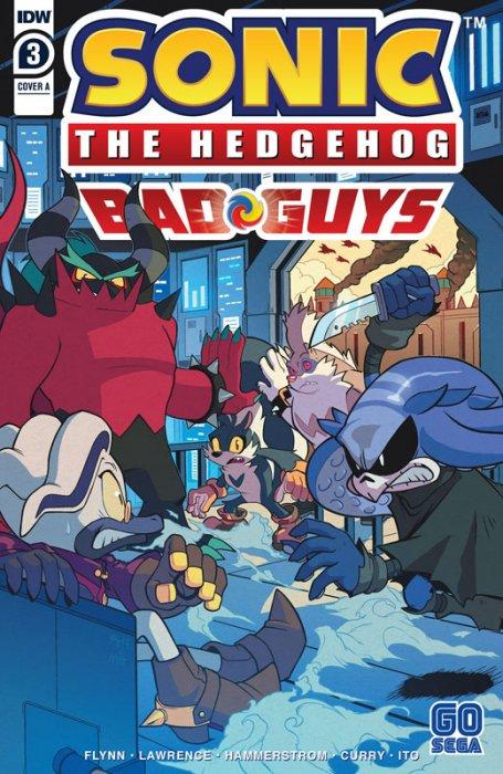 Sonic The Hedgehog - Bad Guys #3