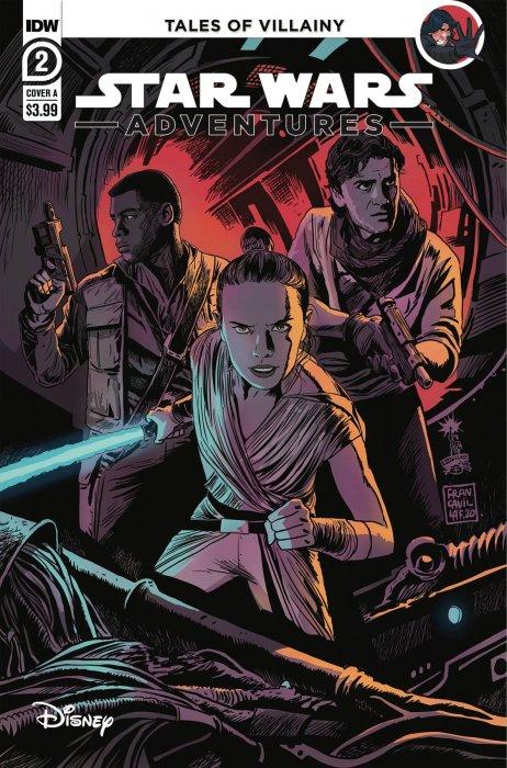 Star Wars Adventures #2