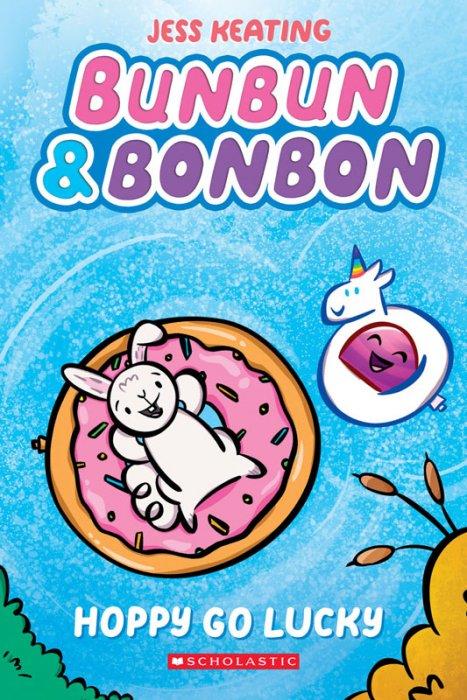 Bunbun & Bonbon #2 - Hoppy Go Lucky