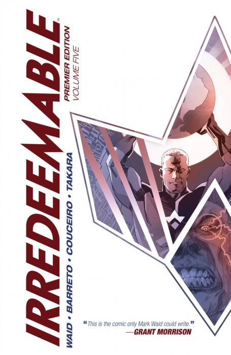 Irredeemable Premier Edition Vol.5