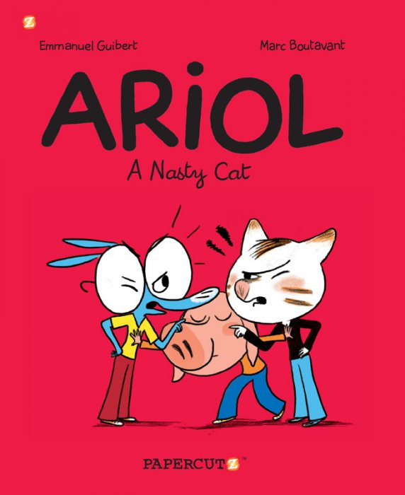 Ariol #6 - A Nasty Cat