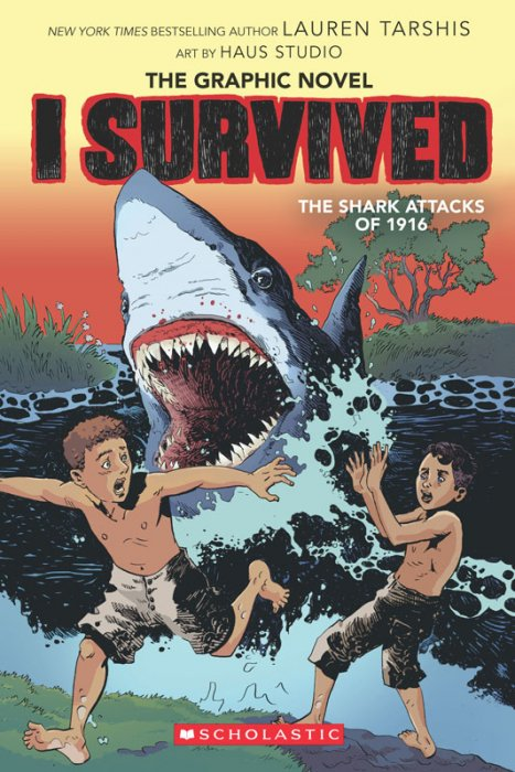 I Survived #2 - The Shark Attacks of 1916