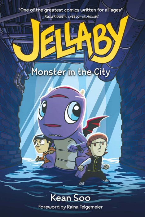 Jellaby - Monster in the City #1