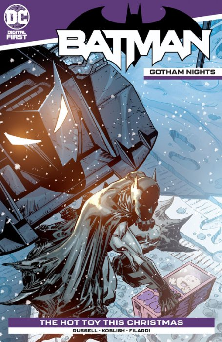 Batman - Gotham Nights #22