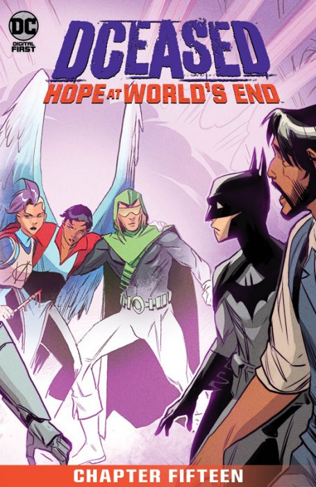 DCeased - Hope at World's End #15