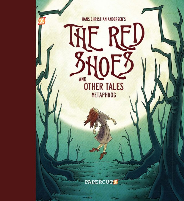 The Red Shoes and Other Tales #1
