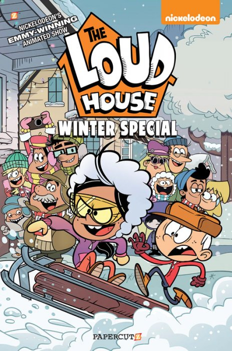 The Loud House Winter Special #1