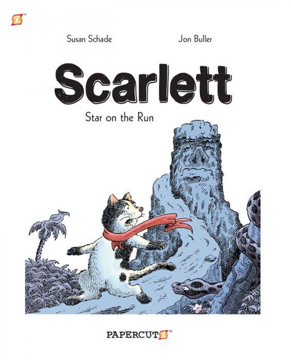 Scarlett #1 - Star on the Run