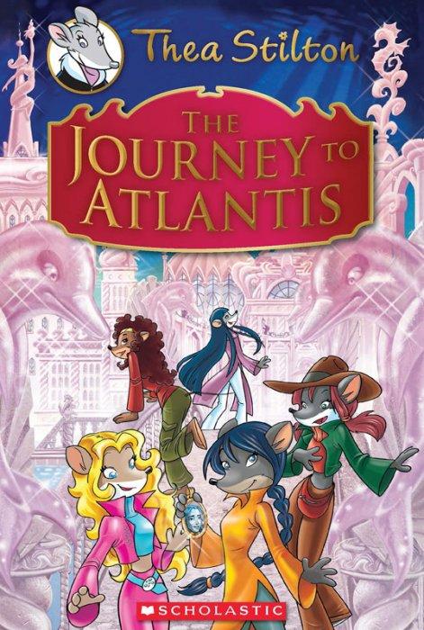 Thea Stilton Special Edition #1 - The Journey to Atlantis
