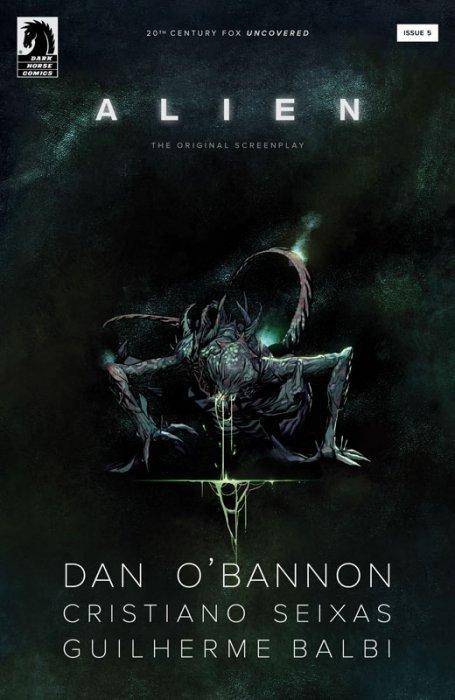 Alien - The Original Screenplay #5