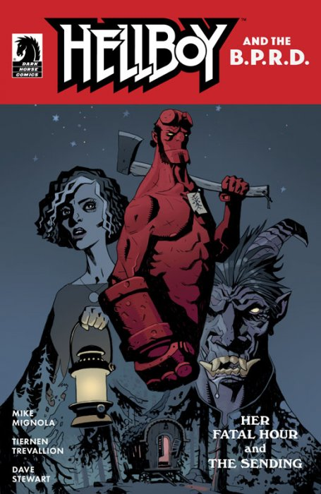 Hellboy and the B.P.R.D. - Her Fatal Hour and the Sending #1