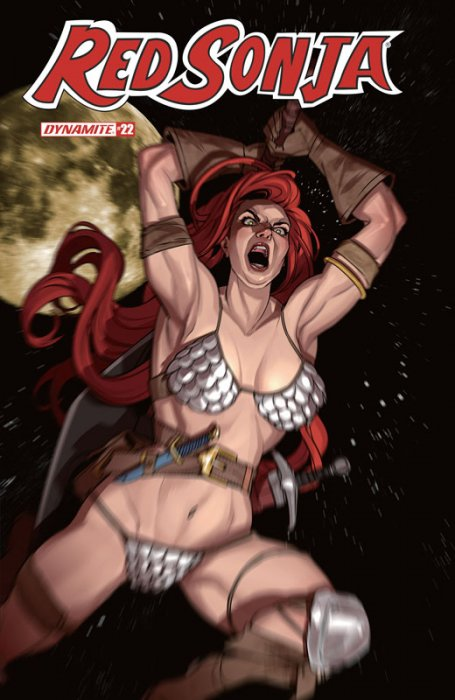 Red Sonja #22
