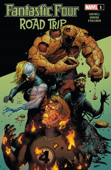 Fantastic Four - Road Trip #1