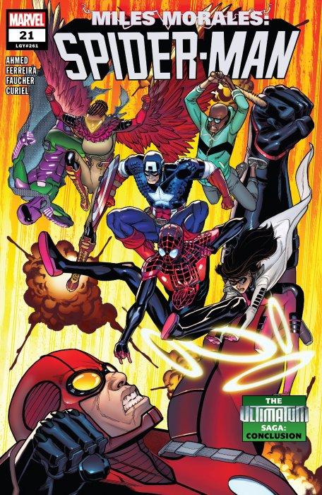 Miles Morales - Spider-Man #21