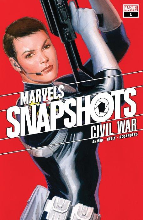Civil War - Marvels Snapshots #1