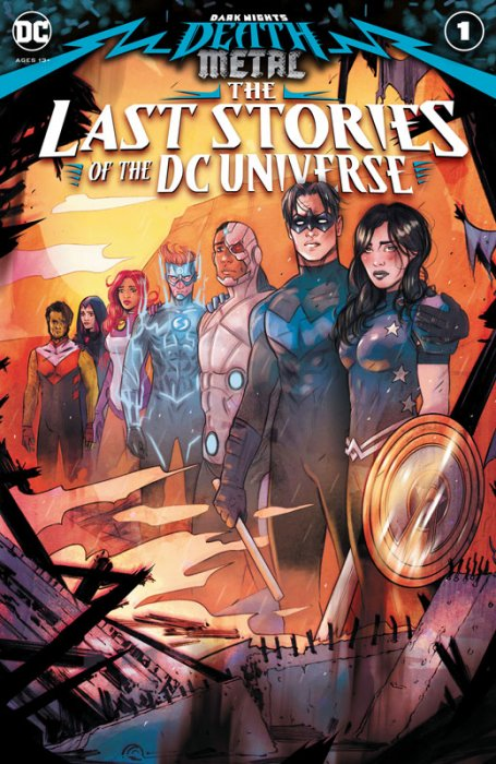 Dark Nights - Death Metal - The Last Stories Of The DC Universe #1
