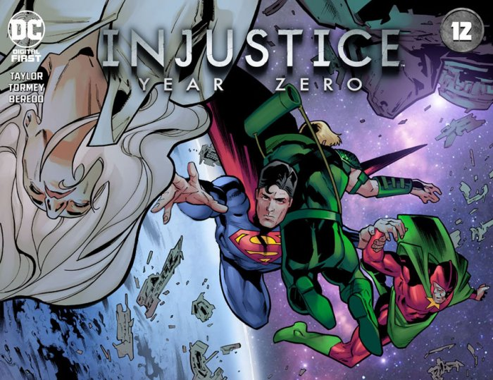 Injustice - Year Zero #12