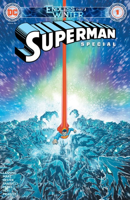 Superman - Endless Winter Special #1
