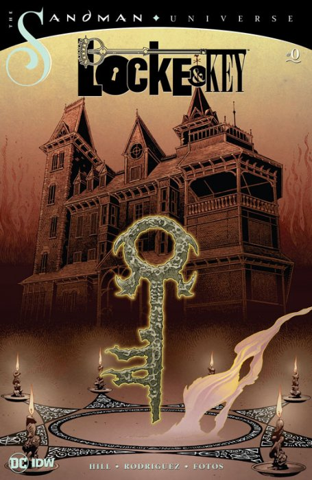 Locke & Key - Sandman - Hell & Gone #0