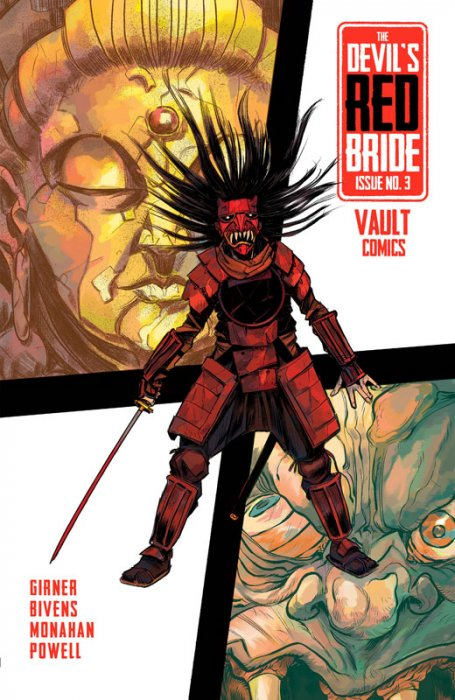 The Devil's Red Bride #3